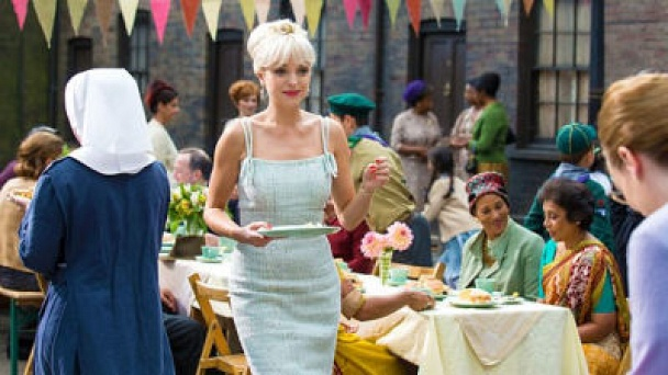serie call the midwife