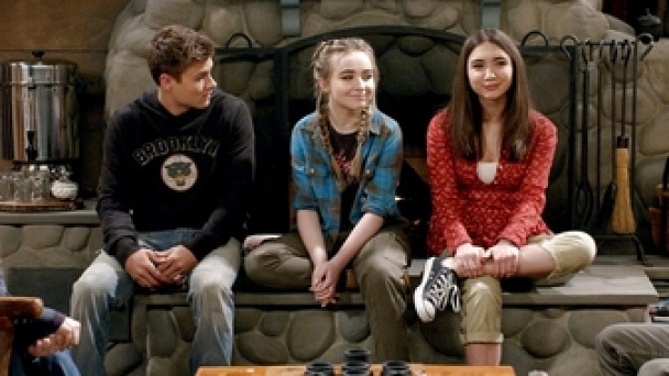 """ski lodge girl boy meets world The new season of """"girl meets world"""" will premiere on june 3 the new season will focus on the high school life of the teenagers riley, maya, lucas and their gang recently, rider strong who is best known for his role as shawn hunter in """"boy meets world"""" shared a picture of a ski-lodge."""