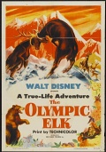 The Olympic Elk