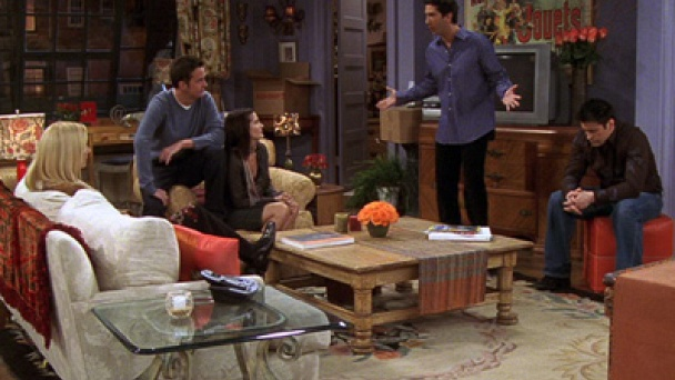 Watch Friends Season 10 Episode 16 The One With Rachels Going Away