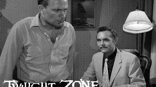 Watch The Twilight Zone Season 2 Episode 3: Nervous Man in a $4 Room